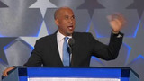 Booker hits on economic inequality in convention speech