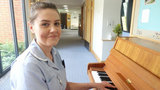 Hospice worker's cover of Adele hit goes viral