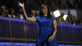 The politics behind Michelle Obama's Christian Siriano dress