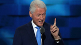Bill Clinton tells love story to make case for Hillary