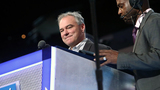 Kaine accepts Democratic nomination for VP