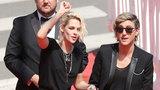 Kristen Stewart: 'I'm really in love with my girlfriend'