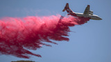 One death reported in central California wildfire