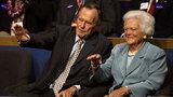 Former President George H.W. Bush, Barbara Bush hospitalized