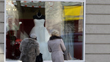 Co-owner of bridal shop stood naked in store window