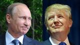 Donald Trump's praise for Putin