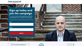 McMullin surge threatens to squeeze Trump's already narrow path to victory