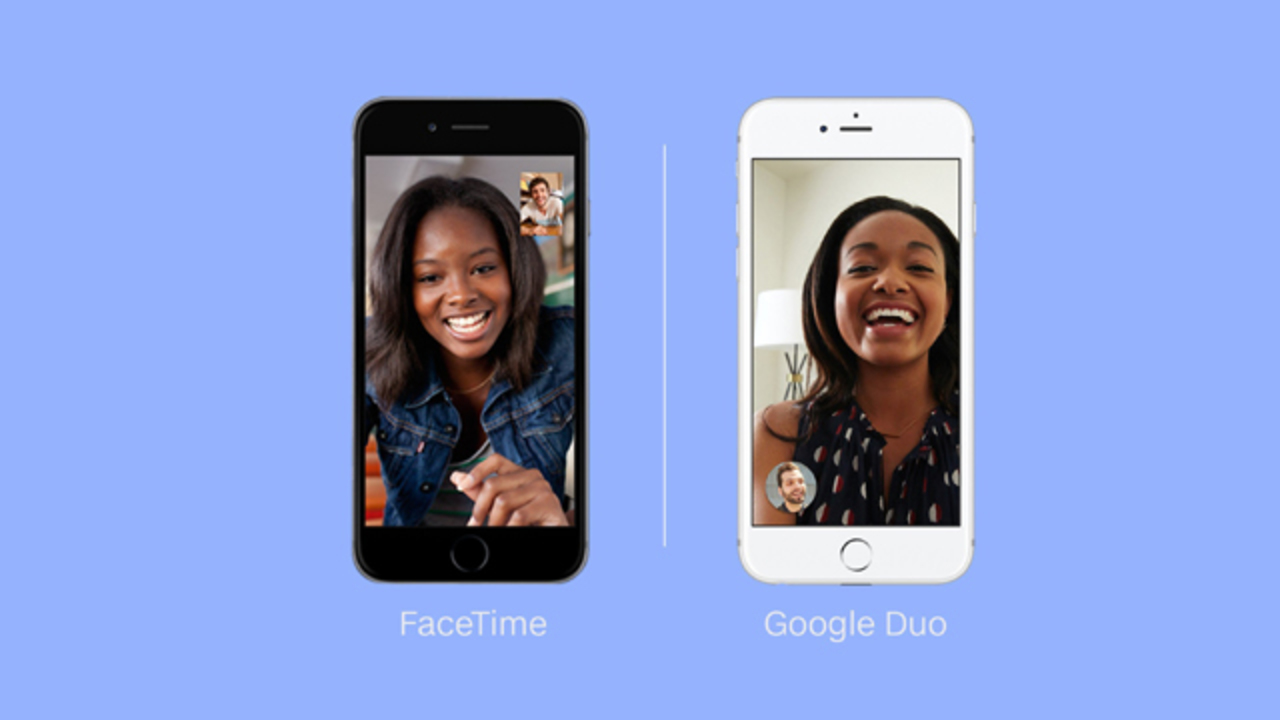 Google Duo is like FaceTime but more fun