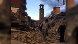 Italy earthquake leaves dozens dead, town in ruins