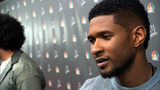 Usher hopes movie will lead to more about historic African Americans