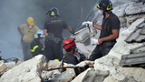 Italy earthquake: Rescuer describes joy of pulling girl alive from rubble