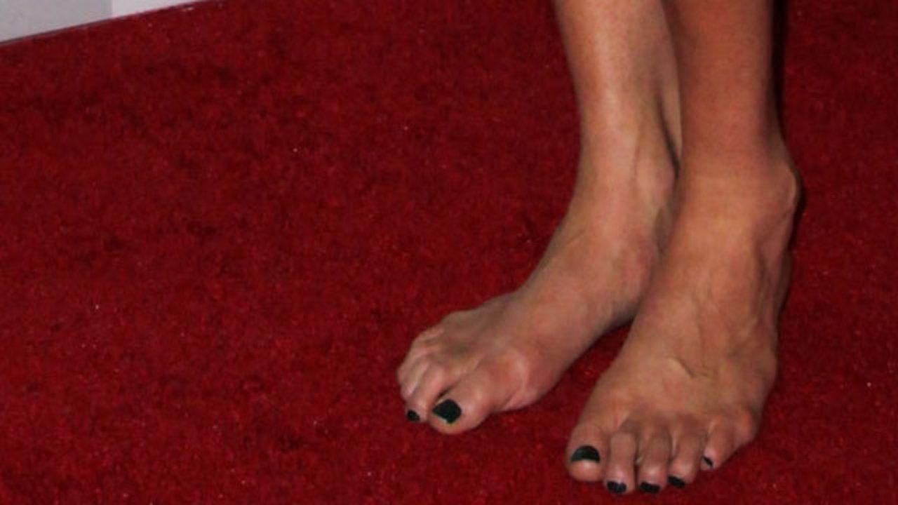 Barefeet Foot Fetish 6