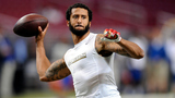 #VeteransForKaepernick trends as vets defend NFL player
