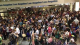 LAX shooter reports unfounded&#x3b; terminals cleared