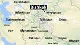 Suicide bomber targets Chinese embassy in Kyrgyzstan