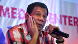 Rodrigo Duterte flummoxes US with call for 'separation'