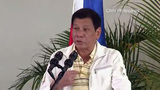 Duterte: Trump says Philippines tackling drug problem 'the right way'