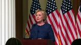 New super PAC ad compares Clinton to Nixon