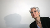 Stein escorted off Hofstra University campus