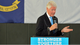 President Bill Clinton to visit 3 Michigan cities Monday
