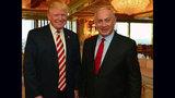 Trump, Netanyahu meet for nearly 90 minutes