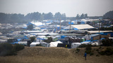 Demolition of massive Calais 'Jungle' camp to begin