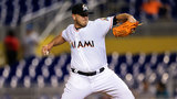 Jose Fernandez had been married before Marlins debut