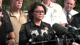 Houston police chief: Shooting suspect killed