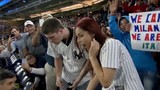 Man drops diamond ring while popping question at Yankees game