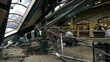 Hoboken train crash: 1 dead, 75 injured