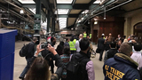 Hoboken train crash: Multiple injuries reported