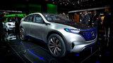 Mercedes unveils concept for electric lineup