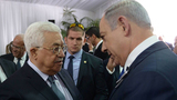 Abbas and Netanyahu handshake was a footnote