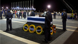 World leaders gather for funeral of former Israeli PM Peres