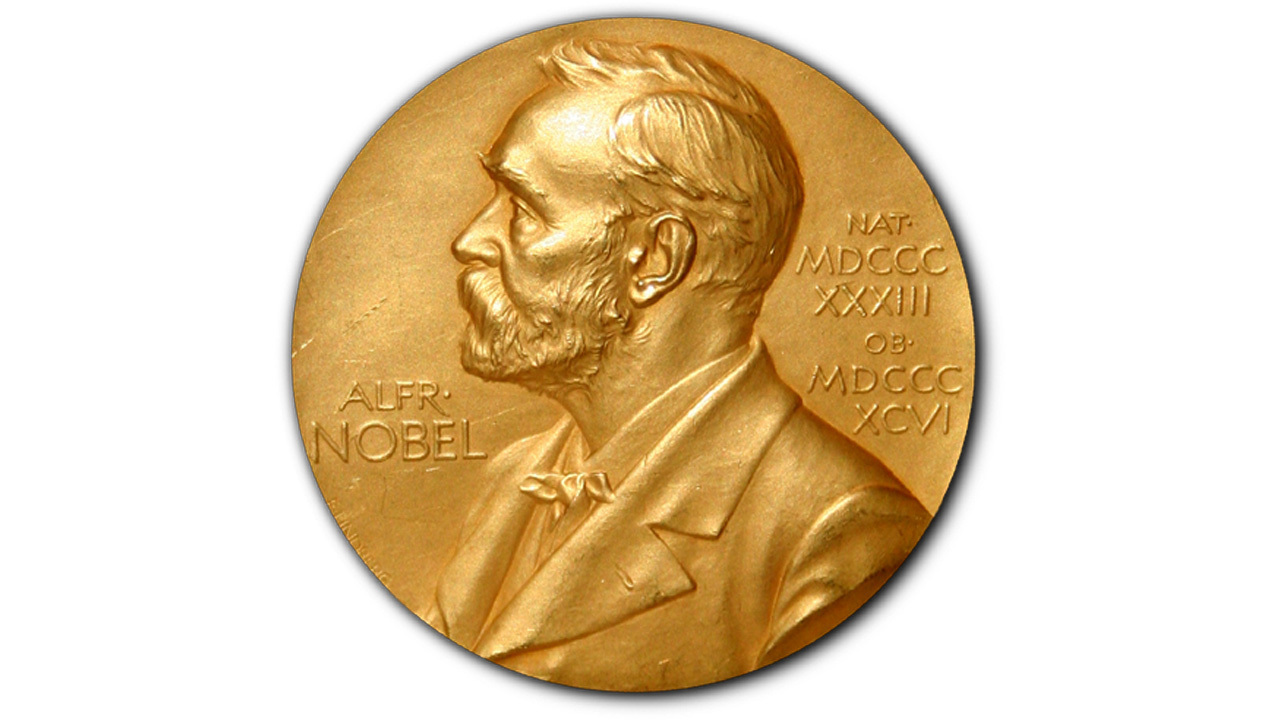 nobel prize The nobel prize founded by alfred nobel is an international award bestowed on people for outstanding contribution to mankind in their respective fields.