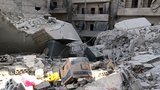 Airstrikes resume just hours after Aleppo ceasefire ends