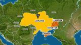 Separatist commander killed in eastern Ukraine