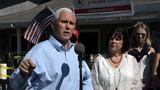 Pence: GOP office firebombing is 'political terrorism'