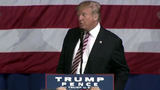 Trump plays post-debate politics