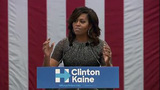 Michelle Obama, hoping to turn Arizona blue for Clinton, tears into Trump