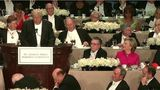 Best moments from Al Smith Dinner in 2 minutes