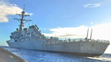 US destroyer sails in South China Sea to make a point