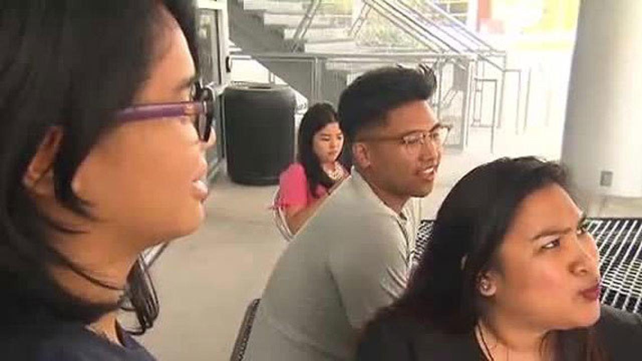 American asian study uci