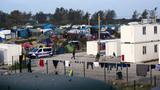 Calais camp migrants uncertain of future