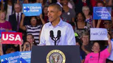 Obama to donors: 'We want to win big'