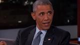 Obama admits to laughing at Trump during debates