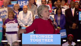 Clinton: Trump's 'final target is democracy itself'