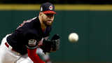 Corey Kluber shuts down Cubs in World Series debut as Indians win Game 1
