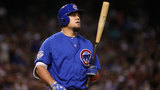 Cubs slugger Kyle Schwarber not medically cleared to play defense