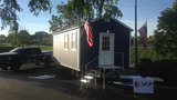 Tiny homes built for veterans, by veterans